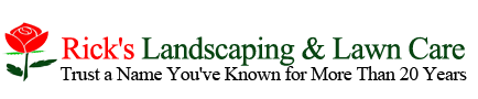 Logo, Rick's Landscaping & Lawn Care - Lawn Contractor
